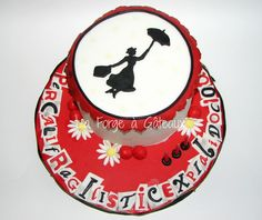 Mary Poppins cake — TV / Movies / Celebrity  La Forge à Gâteaux