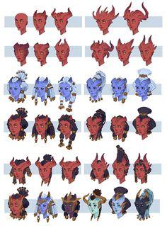 Demoness by armandeo64.deviantart.com on @DeviantArt