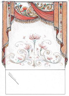 71 Best How To Draw Curtains Images Curtains Window