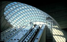 Canary Wharf Underground Station | Foster + Partners