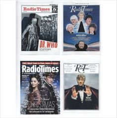 Dr Who Postcards from the Radio Times on eBid United Kingdom