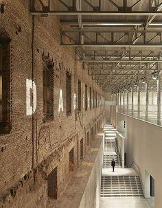Daoíz y Velarde Cultural Centre by Rafael de La-Hoz Arquitectos...