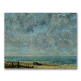 """Found it at Wayfair - """"The Sea C.1872"""" by Gustave Courbet Painting Print on Canvas"""