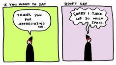 """El cómic que te enseña a cambiar un """"perdón"""" por un """"gracias"""""""