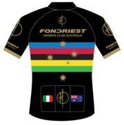 Fondriest Owners Club Australia Jersey