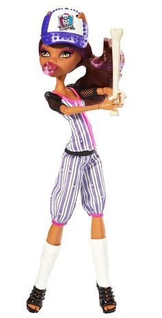 Monster High Ghoul Sports Clawdeen Wolf Doll