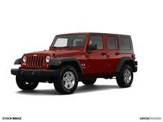 2008 Jeep Wrangler, 104,776 miles, $18,995.