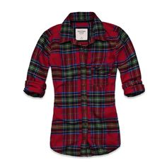 Megan - Abercrombie & Fitch --Looks like my fave shirt that I WILL fit into again!! I'll do it!