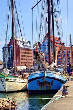 https://flic.kr/p/z9PpVz | Rostock Allemagne août 2015 - 76 Stadthafen, Am Strande