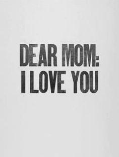 #Muttertag