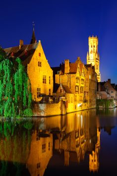 Bruges, Belgium  http://www.vacationrentalpeople.com/vacation-rentals.aspx/World/Europe/Belgium