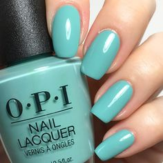 OPI Lisbon Nail Lacquer Collection 2018 - Closer Than You Might Belem