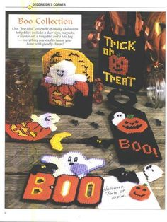 BOO COLLECTION COVER 1/4