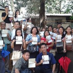 Memorial Invitation Campaign in Rizal, Philippines. -- Photo shared by @imeebril  -- Locations around the world at JW.org