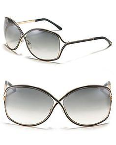 b03469b48e7 Tom Ford Rickie Cross Sunglasses