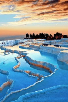 Pamukkale Türkei - Picture of List Pamukkale, Landscape Photography, Nature Photography, Travel Photography, Beautiful Places To Travel, Beautiful World, Places Around The World, Around The Worlds, Amazing Nature