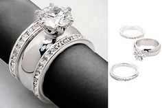 Different--my aunt has a ring similar to this that i've always liked!