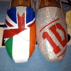 One direction toms...wish list or one direction board....hmmm....hard descions...