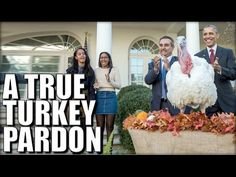 Hey Obama! Here's How You REALLY Pardon A Turkey - YouTube