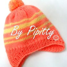 Knitted Hats, Crochet Hats, Knitting For Kids, Winter Hats, Beanie, Granny Squares, Html, Knits, How To Knit