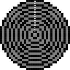 how to make a circle in minecraft xbox 360