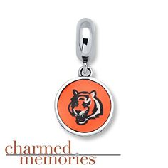 Charmed Memories Detroit Lions Charm Sterling Silver 3gwm8D5ba