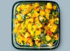 Mango Salat, Cooking Recipes, Healthy Recipes, Simply Recipes, Recipe Boards, Love Food, Food Porn, Food And Drink, Healthy Eating