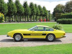 Monteverdi High Speed 375S Berlinetta, 1972