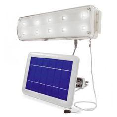 Lampada Solare A Led PLAFO