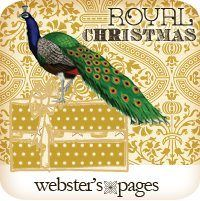 The New Websters Pages Royal Christmas Release!!!    Love it!!