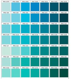 Colour turquoise colour chart google search for the home
