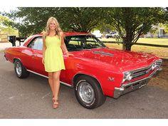 '67 Chevrolet Chevelle