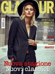 Glamour Italia September 2015 Cover (Glamour Italia)
