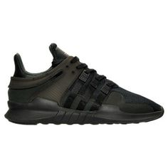 8deae33329c6 Adidas EQT Support Adv Casual Triple Black Bb1304 Blk 2018 Real Shoe