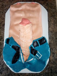 Hen party cake, first ever.