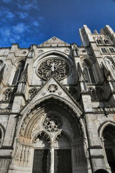 New York Cathedral of St.John the Divine