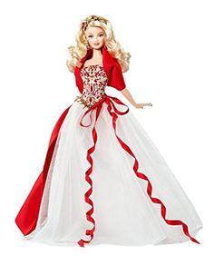 Mattel - R4545 - Barbie - Poupée - Soir de Noel 2010