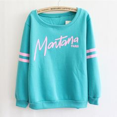 2016 Best Selling Autumn And Winter Women's Casual Loose O-Neck Hoodies Sweatshirt M-Size