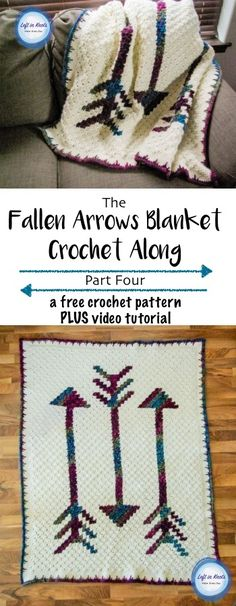 This FREE crochet blanket is modern and simple. Constructed with the C2C stitch, this pattern will be posted in a CAL style throughout the month of February. Video tutorials, photo tutorials, pixel charts and written color changes will all be available as resources to help even a beginner crochet make this beautiful blanket. Part Four is now available!