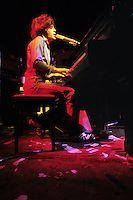 Eric Carmen on stage. (Photo Michael Mastro)