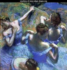 Homeschool Nature Study and More ~: Edgar Degas - Artist Study - Impressionism