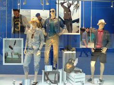 nautical display window themes - Google Search