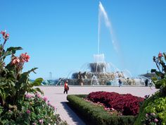 Everything you need to know about Grant Park in the Chicago Loop, including attractions like Buckingham Fountain, the best things to do and can't-miss events. Chicago Attractions, Chicago Hotels, Buckingham Fountain, Chicago Loop, Chicago Street, Lakefront Property, Grant Park, Free Things To Do, Time Out