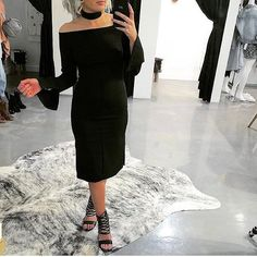 Need a dress this weekend? @asiliothelabel Calm Before the Storm is in store & online at Lookbook | RG via @fifiandannieboutique  #asiliothelabel #lookbook #lookbookboutique #offshoukder #choker #trending #newarrivals #newin #racedayready #fashion #boutique #blogger #blog #style
