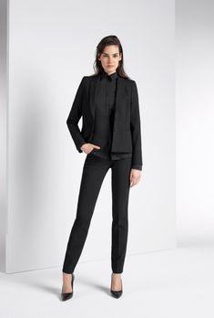 Super De 16 beste afbeeldingen van zakelijke kleding dames | Zakelijke MV-63