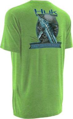 Huk Mens KC Scott Money Fish T-Shirt 5e08764ff697