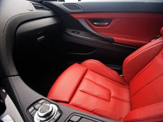 BMW M6 Coupe US-Version - Interior, 2013