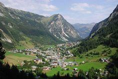 Pralognan la Vanoise petite station village au cœur du Parc National