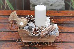 Eufloria / Vianočný svietnik
