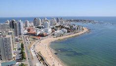 De negocios en Uruguay